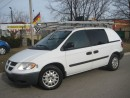 Used 2007 Dodge Caravan CARGO VAN,EX-BELL CANADA for sale in Mississauga, ON
