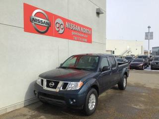 Used 2016 Nissan Frontier SV 4x4 Crew Cab 139.9 in. WB for sale in Edmonton, AB