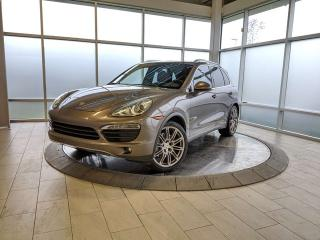 Used 2012 Porsche Cayenne S for sale in Edmonton, AB