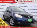 Used 2011 Suzuki SX4 JX| AWD| TOUCH SCREEN| OPEN SUNDAYS| for sale in Burlington, ON