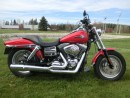 Used 2010 Harley-Davidson Fat Bob FXDF DYNA FAT BOB for sale in Blenheim, ON