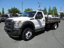 Used 2012 Ford F-550 XLT for sale in Langley, BC