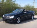 Used 2008 Mercedes-Benz CLK350 Convertible AMG Package *Accident Free* for sale in Brampton, ON