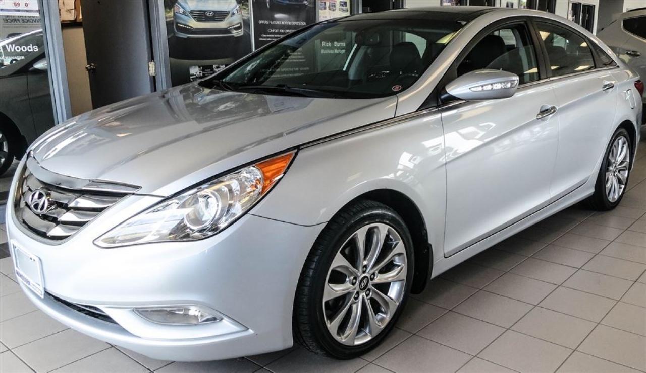 2013 Hyundai Sonata 2.0T Limited w/Navi