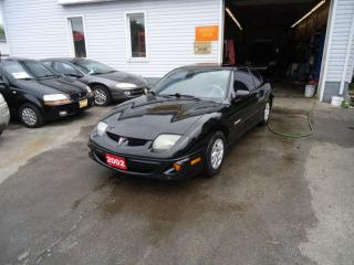 Used 2002 Pontiac Sunfire SL for sale in Sarnia, ON