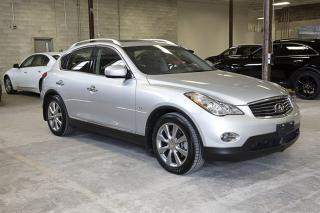 Used 2015 Infiniti QX50 Journey for sale in Oakville, ON