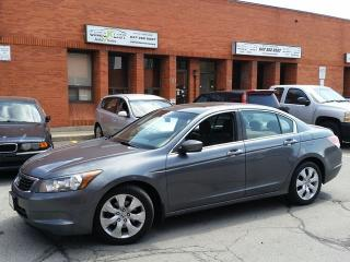 Used 2010 Honda Accord EX for sale in North York, ON