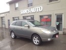 Used 2008 Hyundai Veracruz GLS CERTIFIED & E-TESTED for sale in Hamilton, ON