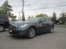 Used 2012 Infiniti M37x NAVIGATION BACK UP CAM LEATHER SUNROOF AWD for sale in Scarborough, ON