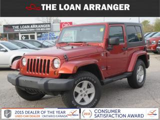 Used 2009 Jeep Wrangler for sale in Barrie, ON