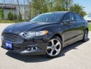 Used 2013 Ford Fusion SE for sale in Beamsville, ON