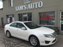 Used 2012 Ford Fusion SEL certified & e-tested for sale in Hamilton, ON
