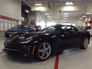 Used 2015 Chevrolet Corvette 3LT..Navigtaion..Auto.. for sale in Milton, ON
