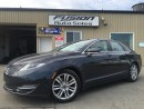 Used 2013 Lincoln MKZ AWD-NAVIGATION-SUNROOF-NEW TIRES-LEATHER for sale in Tilbury, ON