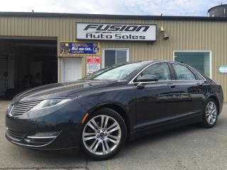 Used 2013 Lincoln MKZ V6-AWD-NAVIGATION-SUNROOF-NEW TIRES-LEATHER for sale in Tilbury, ON