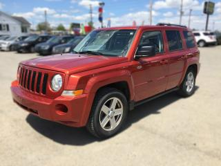 Used 2010 Jeep PATRIOT SPORT * 4WD * POWER GROUP for sale in London, ON