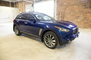 Used 2012 Infiniti FX35 Limited Edition for sale in Oakville, ON