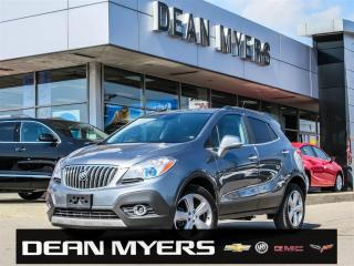 Used 2015 Buick Encore CXL for sale in North York, ON