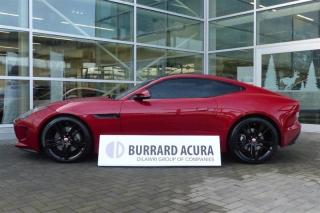 Used 2017 Jaguar F-Type Coupe at Sensors/Navi for sale in Vancouver, BC