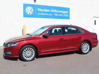 Used 2016 Volkswagen Passat 1.8 TSI Comfortline for sale in Edmonton, AB