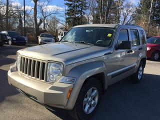 Used 2011 Jeep Liberty for sale in London, ON
