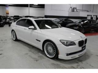 Used 2012 BMW 7 Series ALPINA B7 xDrive   21 INCH WHEELS for sale in Vaughan, ON