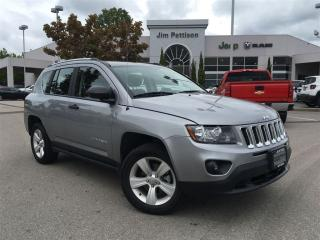 Used 2015 Jeep Compass 4X4 CLEARANCE PRICED for sale in Surrey, BC