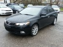 Used 2011 Kia Forte SOLD for sale in Mississauga, ON