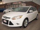 Used 2012 Ford Focus SEL,LEAT,ROOF,NAVY for sale in North York, ON