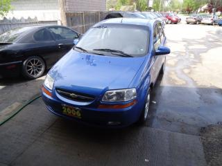 Used 2006 Chevrolet Aveo for sale in Sarnia, ON