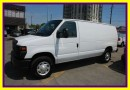 Used 2012 Ford E350 FULLY LOADED 1 TON NO WINDOWS, DIVIDER, SHELVES for sale in Woodbridge, ON