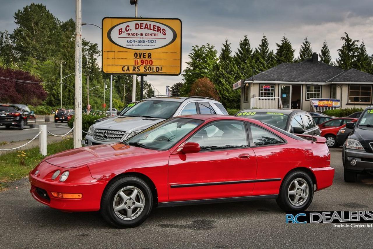 2001 Acura Integra SE 5-Spd, Clean, New Timing Belt + Service!