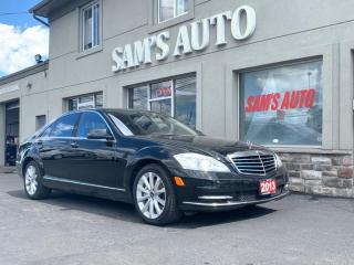 Used 2013 Mercedes-Benz S-Class 4dr Sdn S350 BlueTEC 4MATIC for sale in Hamilton, ON