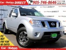 Used 2014 Nissan Frontier PRO-4X| NAVI| SUNROOF| LEATHER| for sale in Burlington, ON