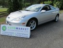 Used 2002 Toyota Celica GTS for sale in Langley, BC