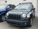 Used 2007 Jeep Compass 4X4, GAS SAVER, 5 SP for sale in Scarborough, ON
