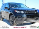 Used 2016 Land Rover Discovery Sport SE - CPO 6yr/160000kms manufacturer warranty included until July 29, 2022! CPO rates starting at 2.9%! Locally Driven Executive Demo   No Accidents   3M Protection Applied   Heated Seats   Power Seats   Power Liftgate   18 Inch Grey Wheels   Navigat for sale in Edmonton, AB