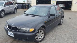 Used 2002 BMW 325i for sale in Etobicoke, ON