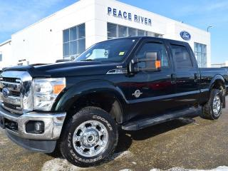 Used 2016 Ford F-250 Lariat 4x4 SD Crew Cab 6.75 ft. box 156 in. WB for sale in Peace River, AB