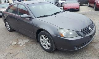 Used 2006 Nissan Altima for sale in Etobicoke, ON