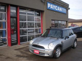 Used 2005 MINI Cooper Hardtop Classic for sale in Kitchener, ON