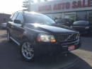 Used 2005 Volvo XC90 7 PASSENGER 4.4L AWD w/3rd Row  LOW KM LEATHER SUN for sale in Oakville, ON