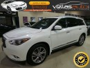 Used 2015 Infiniti QX60 AWD**NAVIGATION**DVD**360CAMERA for sale in Woodbridge, ON