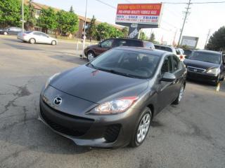 Used 2012 Mazda MAZDA3 GX for sale in Toronto, ON