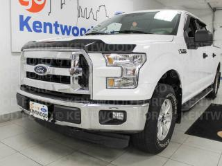 Used 2016 Ford F-150 XLT 4x4 with keyless entry and 6 seats!!!! WOAHHH for sale in Edmonton, AB