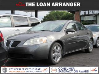Used 2005 Pontiac G6 GT for sale in Barrie, ON