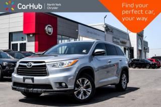 Used 2015 Toyota Highlander LE|Bluetooth|Satellite.Radio|Keyless.Entry|Voice.Command| for sale in Thornhill, ON
