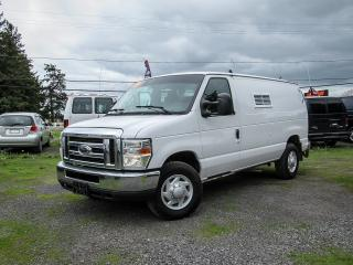 Used 2008 Ford E350 CARGO VAN - WORK VAN for sale in Stittsville, ON