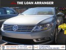 Used 2013 Volkswagen Passat CC Sport w/Lighting Package for sale in Barrie, ON
