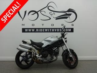 Used 2007 Ducati Monster S2R Sport Free Delivery in the GTA** for sale in Concord, ON